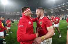 'It feels very good right now': A night to remember as the Lions roar to keep series alive
