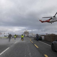 'You're just smashed by this train' - Rescue 116 families speak of their loss