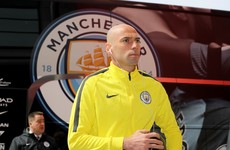Chelsea sign ex-Manchester City goalkeeper on a free transfer