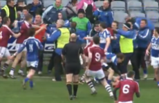 Derrytresk fan banned for a year over handbag attack