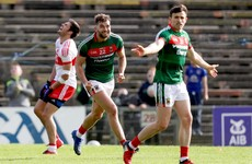 Huge scare in Castlebar but Mayo do just enough to see off gutsy Derry