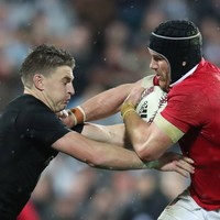 'I'm not worried about his goal-kicking at all' - Hansen backing Barrett