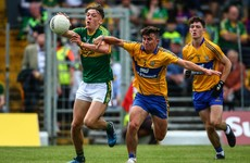 Clifford and O'Sullivan star as Kerry cruise to 24-point Munster minor final win