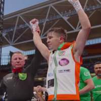 Watch: Mick Conlan finishes Owen with some big body shots in the third round