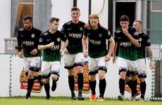 Bray players told the club only has enough money to cover next week's wages