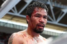 'I respect the decision' - Pacquiao gracious after controversial defeat