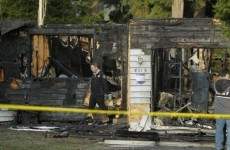 Man kills self, two sons in fire at Washington home: police