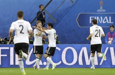 Germany's reserves crowned Confederations Cup champions