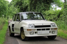 This Renault 5 Turbo 2 is a 1980s French icon that's still a blast to drive