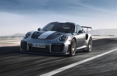 The Porsche 911 GT2 RS is the most powerful 911 of all time