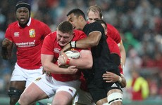 Tadhg Furlong has fine record against All Blacks but still feels a fear