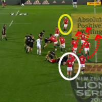 Analysis: The defensive passage that drove the Lions to their Wellington win