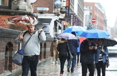 Lashing rain and sunny spells of up to 24 degrees: the weather is to be 'very mixed' this week