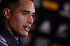 'These are the ones you remember' - Aaron Smith is well up for this weekend's Lions decider