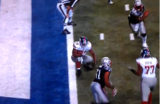 WATCH: Giants try not to score Superbowl winning touchdown