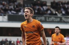 Irish Eye: Doyle ends goal drought with Wolves winner