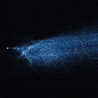 X-shaped objects in space?