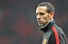 Ferdinand denies rift with Terry, attacks 'poor journalism'