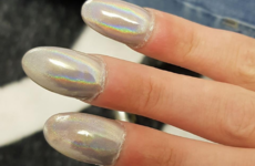 This woman's manicure disaster is going so viral on Facebook