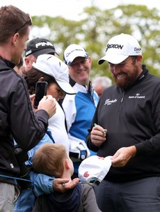 'It's going to be carnage': Lowry questions new Irish Open phone policy