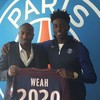 George Weah's son signs pro contract with Paris Saint-Germain