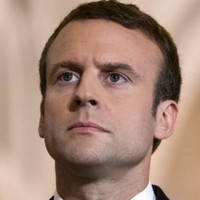 Man charged for threatening to kill Emmanuel Macron