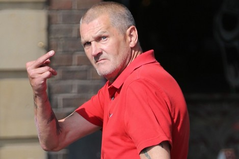 Peter Scotter, 56, of Beach Street, Roker, Sunderland.