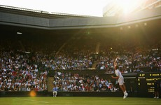 Three-time grand slam winner Wawrinka sent packing in Wimbledon's first major upset