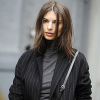 Emily Ratajkowski believes that she's not receiving work because her boobs are too big... It's The Dredge