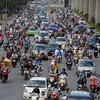 These iconic sights could be ending as Vietnam's capital vows to ban motorbikes