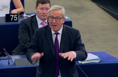 Juncker lays into 'ridiculous' European Parliament after just 30 of 751 MEPs show up for debate