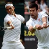 Federer and Djokovic considered exhibition match after both their Wimbledon opponents withdrew