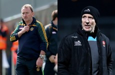 Time for change: Offaly and Derry are both on the lookout for new football managers