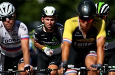 Nasty crash puts Cavendish out of Tour de France with broken shoulder