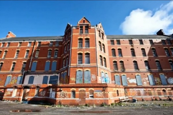 History of St Kevin's: A mental health institution that