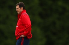 Eddie O'Sullivan: Munster facing massive challenge to push on despite Rassie exit