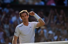 Andy Murray storms into Wimbledon third round