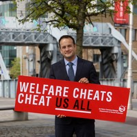 Change to Leo's campaign: Only those convicted of fraud over €5,000 to have names published