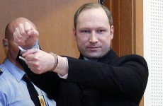 Norway attacks accused Anders Behring Breivik says he 'deserves a medal'