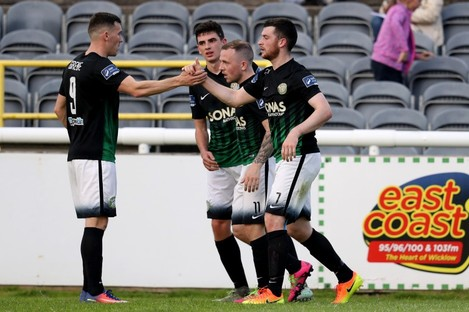 Bray players had previously been told they could leave the club.