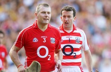 Donal Óg and Sully - Fired up for a Munster final but their bond will never be broken