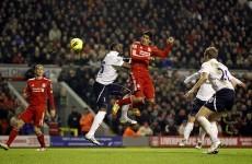 As it happened: Liverpool v Tottenham Hotspur