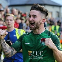 Hat-trick hero Maguire breaks club record as Cork City advance in Europe