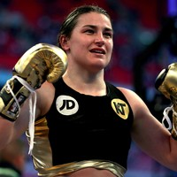 The Big Apple! Katie Taylor to make US debut later this month