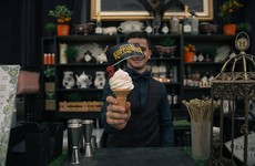 You can now get Kopparberg ice creams in Dundrum
