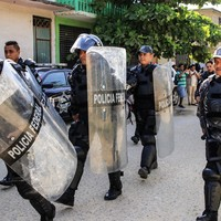 Some victims had their throats slit as 28 inmates killed in brutal Mexico prison riot