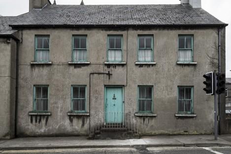 The outside of 'Breda Murphy's House'