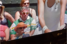 This Offaly man attends Wimbledon every year and steals the show with his county jersey