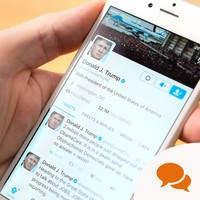 'Trump doesn't use Twitter to govern. He uses it to stay in touch with the American people'
