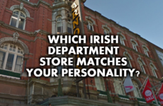 Which Irish Department Store Matches Your Personality?